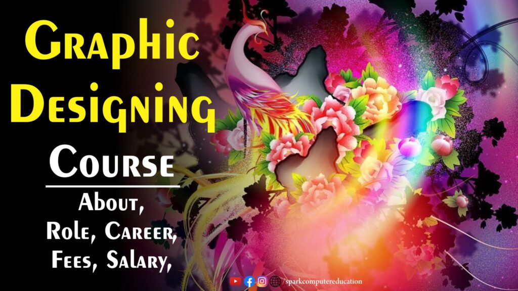 what is graphic designing course; scope in graphic designing course; how much salary as a graphic designer; salary of graphic designing; Career in Graphic Design; Graphic Design Course Syllabus
